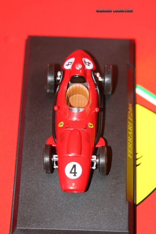 Ferrari F246 1/43 Edition Fabbri