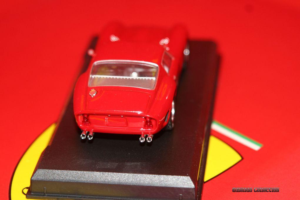 Ferrari 250 GTO 1962 1/43 Edition Fabbri