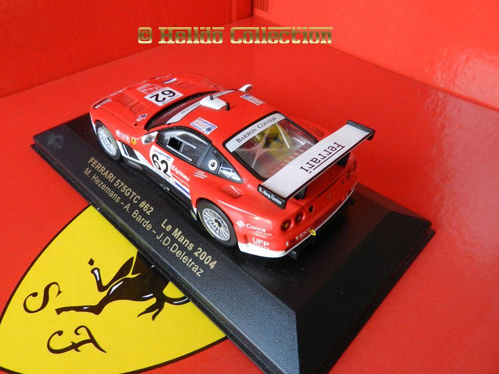 Ferrari 575 GTC 1/43 IXO