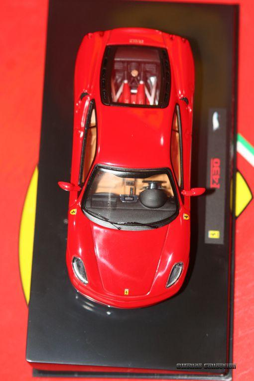Ferrari F430 1/43 Hot Wheels Elite