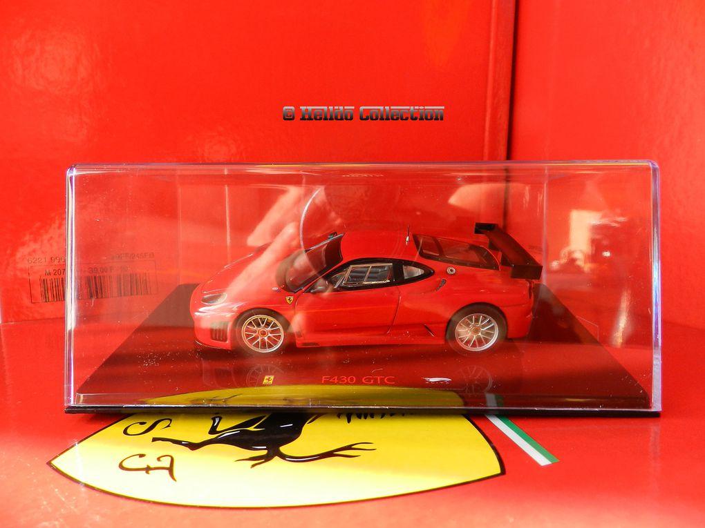 Ferrari F430 GTC 1/43 Hot Wheels Elite