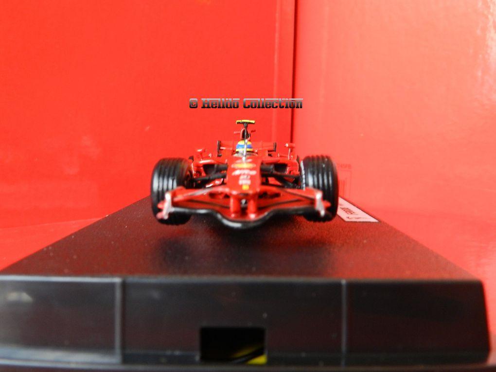 Ferrari F2008 Felipe Massa 1/43 Hot Wheels Elite