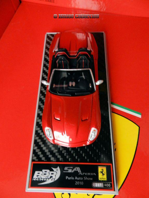 Ferrari SA Aperta 1/43 BBR