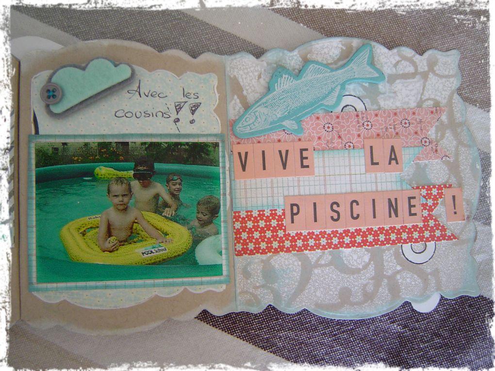 Album - Vive la piscine