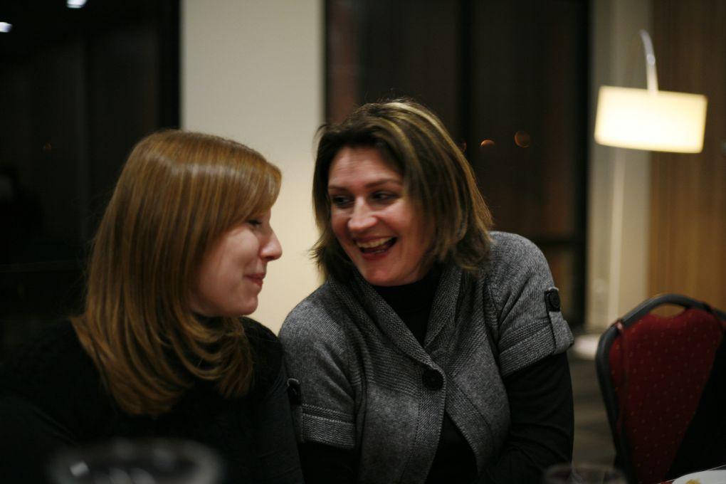 Soirée organisé au BAM en Janvier 2011