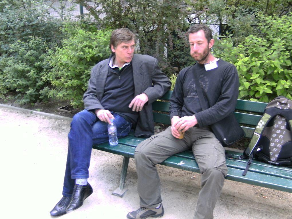 Quelques photos de la journée du 28 mai 2011 où une délégation de la Lorrain a assisté aux assises de l'Ecologie Indépendante