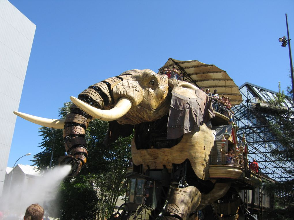 Album - Les machines de Nantes