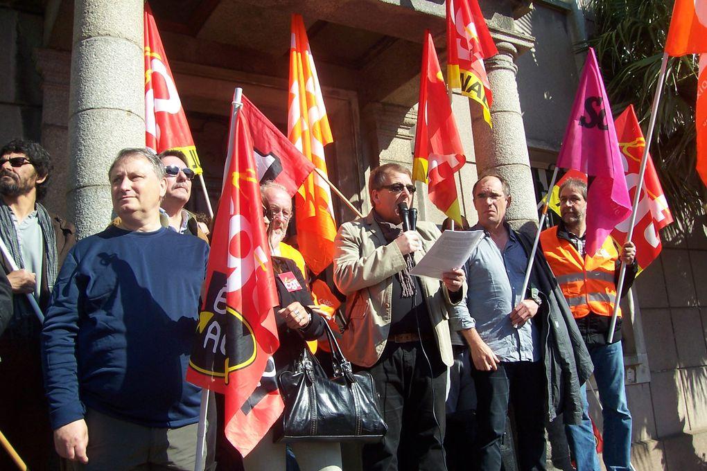 Journée unitaire Fonction Publique