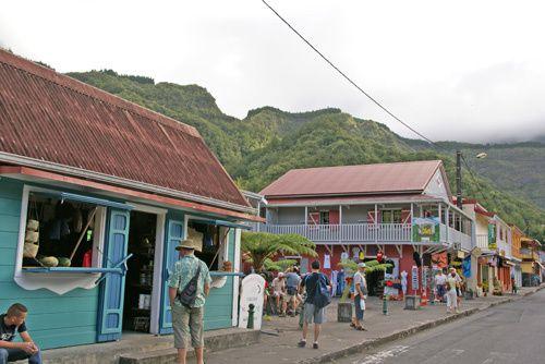 Voyage dans les trois îles des Mascareignes : Réunion, Maurice et Rodrigues en 2010.