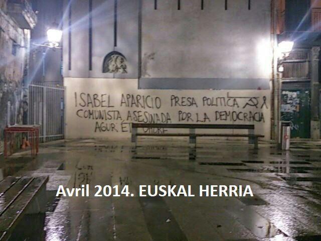 39 ans de Résistance dans les prisons de l'Etat espagnol jusqu'en 2014. De 1975 à 2014, la situation reste inchangée pour le Collectif des prisonnier/ères politiques Communistes, Antifascistes et Solidaires du PCE(r), des GRAPO et du SRI.