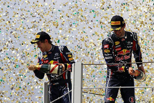 The 2011 season is over! But click on this album so you can remember the highlights of the Brazilian Grand Prix. There won't be any more of these albums for 2011, but they will start again after each race in 2012!