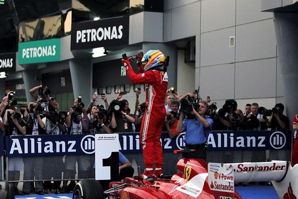 Click here to view some of the most memorable moments of the 2012 Malaysian Grand Prix. It was quite an exciting race, and this is the way to remember every bit of it! Another one of these albums will be launched after the Chinese GP, so stick around
