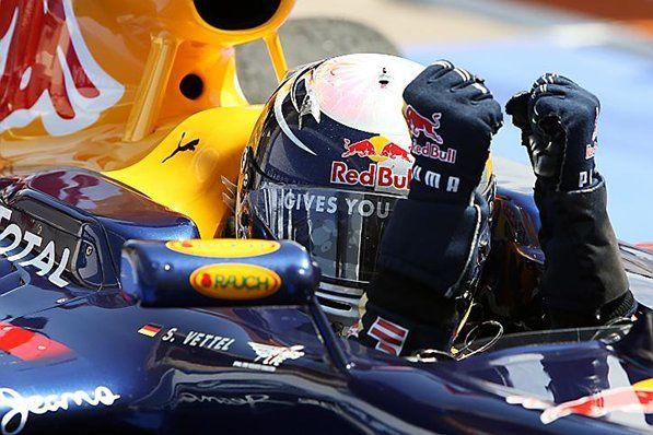 Album - Sebastian Vettel - A Career in Pictures