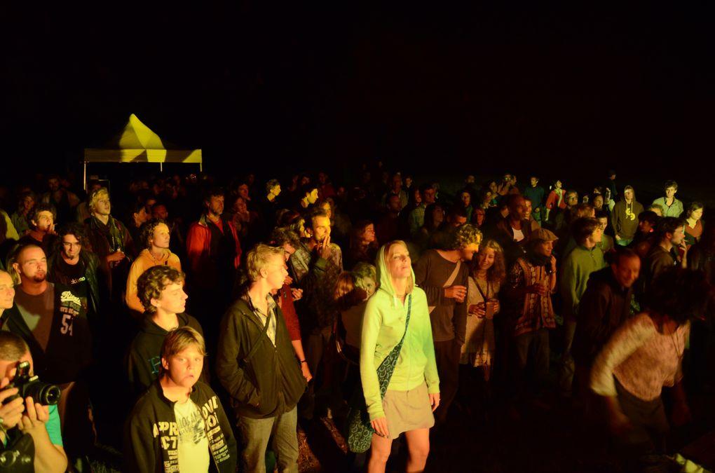 Les photos du concert d'Utopiks Loustiks à Sarzeau le 02/09/11