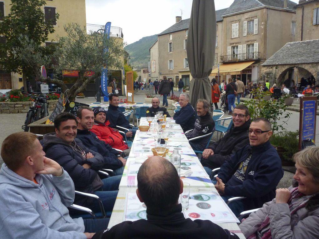 photos du Caylar et de la course des Hospitaliers