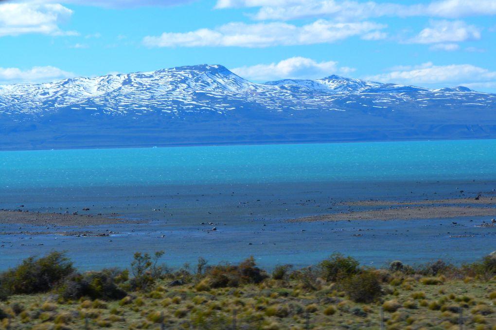 photos du Nord du parc des glaciers jusque Bariloche et le Nahuel Wapi !!!