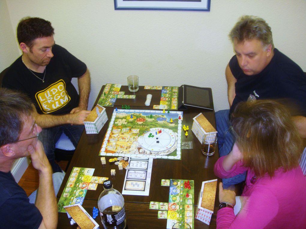 4 jours au SPIEL 2012, le salon européen du jeu