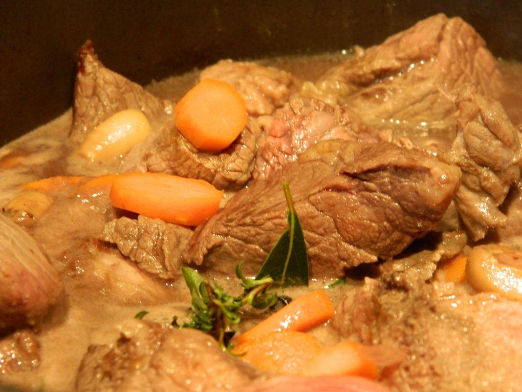 Pour vous transmettre le gout des bonnes choses et l'envie de cuisiner, de partager... et de déguster