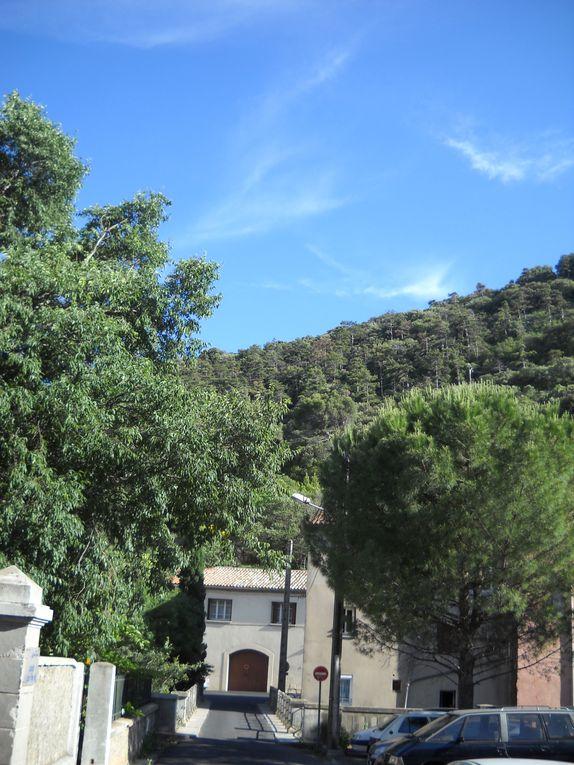 Venez voyager à Clermont-l'Hérault et au lac du Salagou