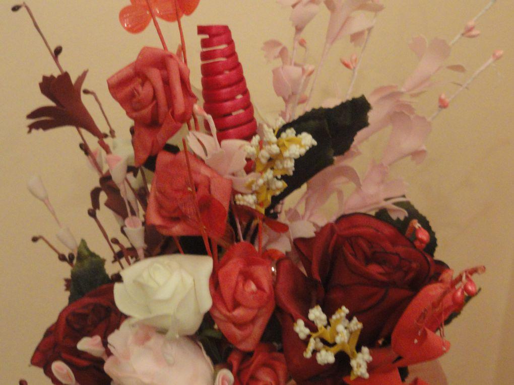 chaque bouquet a son histoir,et un ddes liens qui nous rattachent.