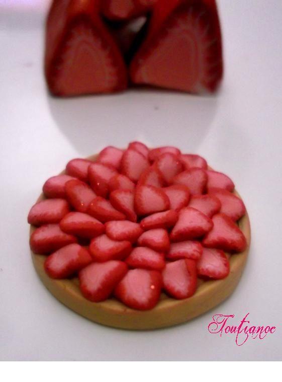 Des petits fruits à porter mais qu'on aimerait croquer !!!