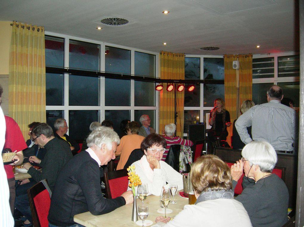 Am letzten Freitag im April waren bei uns zu Gast: Brackelsberg & Müllenschläder