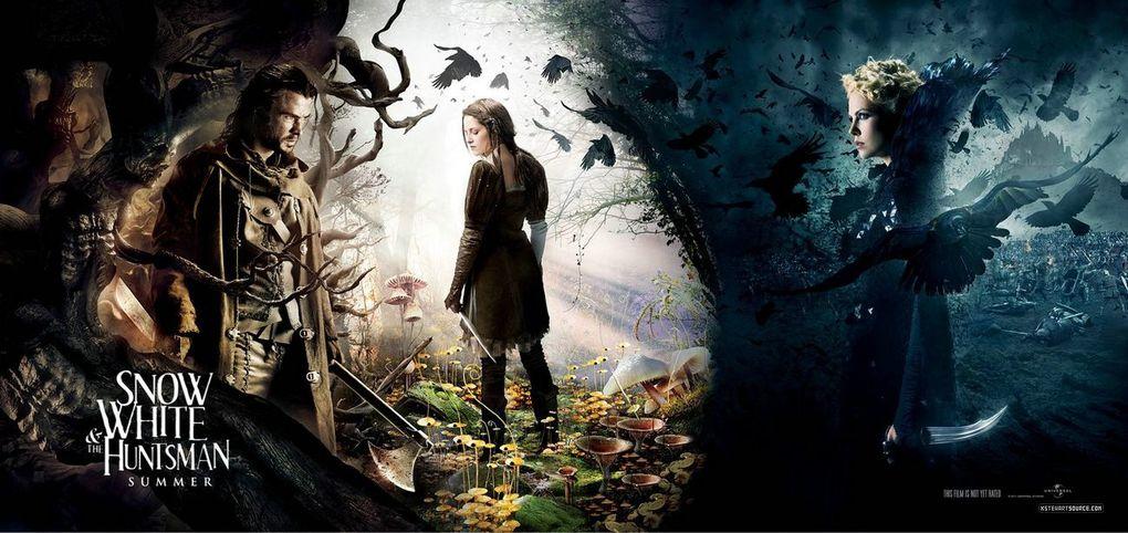 Album - Snow White &amp&#x3B; The Huntsman