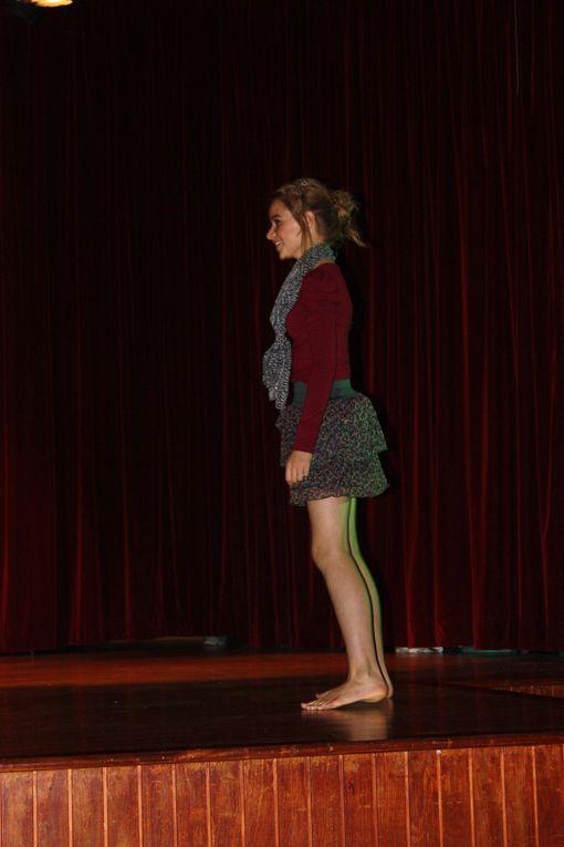 Gala dance, théâtre, chant et step du collège Saint-Ouen LaSalle