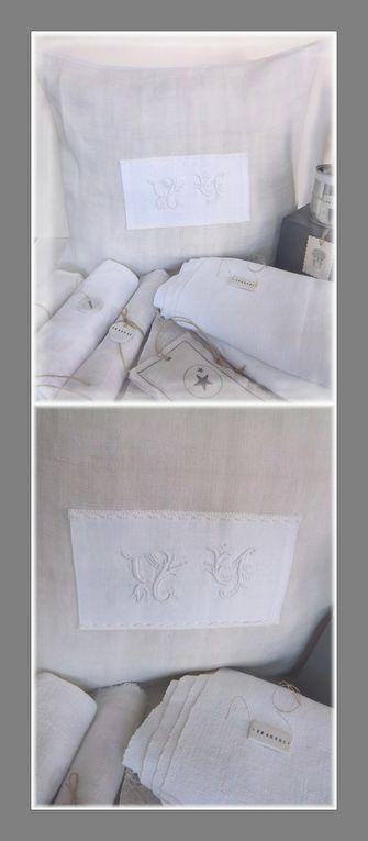 un petit sac pour accrocher dans l'entrée, il servira à mettre les paquets de mouchoirs...