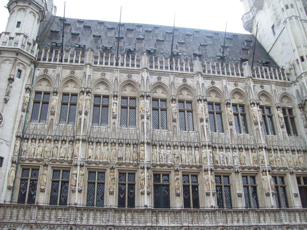 séjour d'été 2012 : Bruges - Amsterdam - Bruxelles