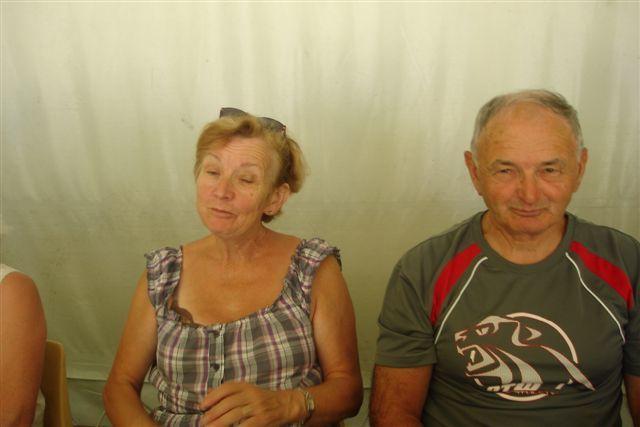 ramassage de bois chez André septembre 2010