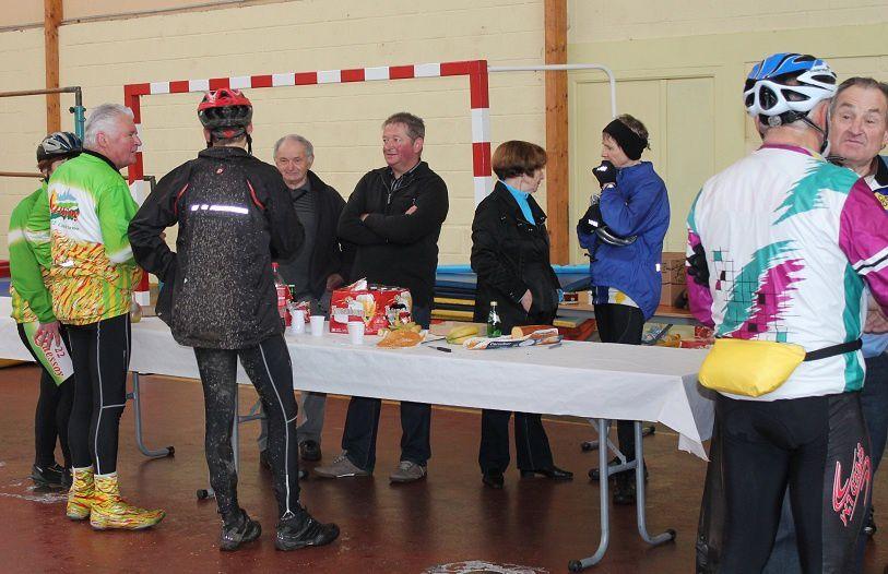 Rando du 08 mai 2012 organisé par les cyclos pledranais