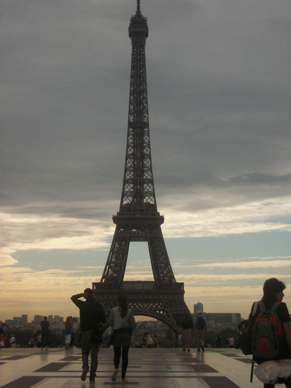 Album - Jour &quot&#x3B;J&quot&#x3B; - Paris - 17 août