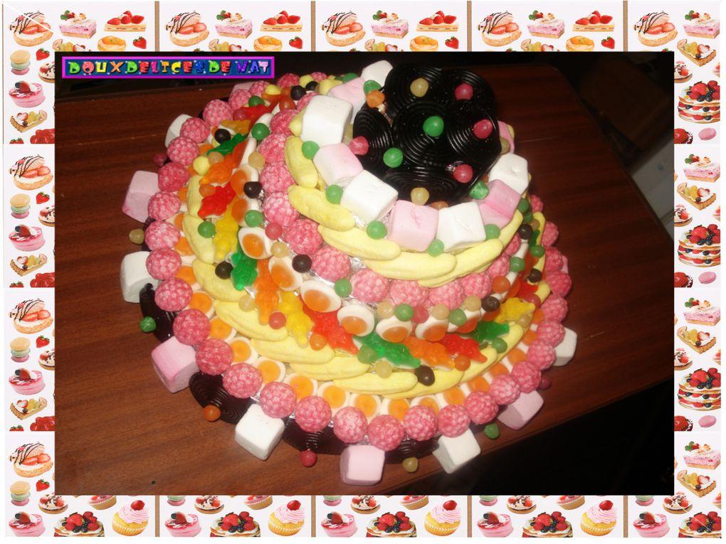 Gateaux-de-bonbons