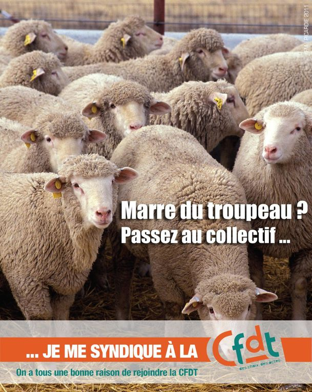 Album - Tracts CFDT