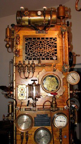 Album - Mod-PC-Steampunk