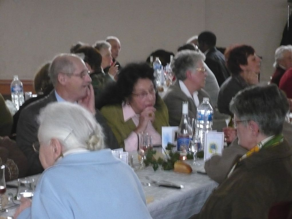 11 mars 2012, fête de la paroisse de la Sainte Famille