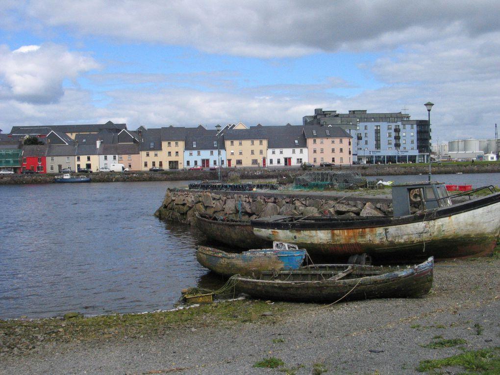 Balade irlandaise dans le comté de Mayo (août 2012)