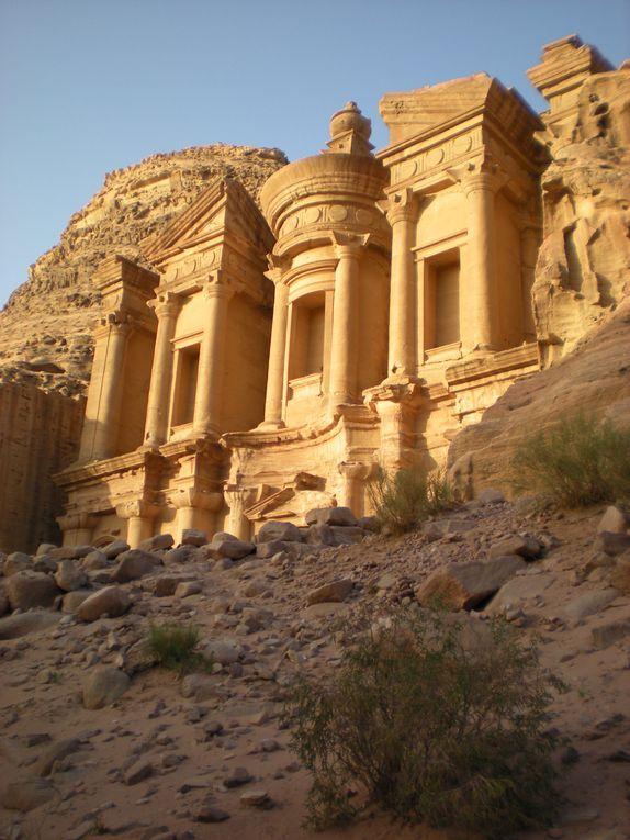 vacances de Pâques en Jordanie avec Claire