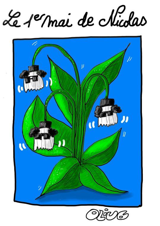 Mes dessins de presse de l'année 2012