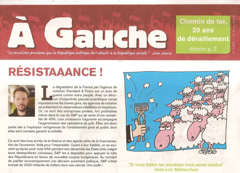 Album - Revue-A-gauche