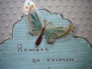 Photos de Romane ,vacances été 2011.