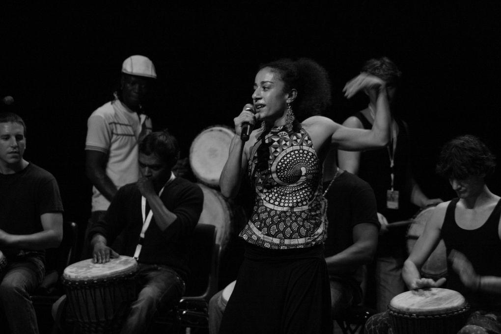 Album - Escale-africaine-mjc-Brequigny
