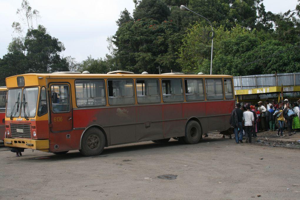 Transports en commun éthiopiens