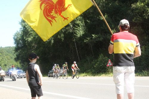 Victoire de Tom Boonen OPQ OMEGA PHARMA - QUICK-STEP CYCLING TEAM les 174,40 kms en 4:23:33 -  moyenne 39,70 km/h2  FARRAR Tyler GRS GARMIN SHARP 4:23:33 0:00:00 0:00:063 VAN STAEYEN Michael TSV TOPSPORT VLAANDEREN - BALOISE 4:23:33
