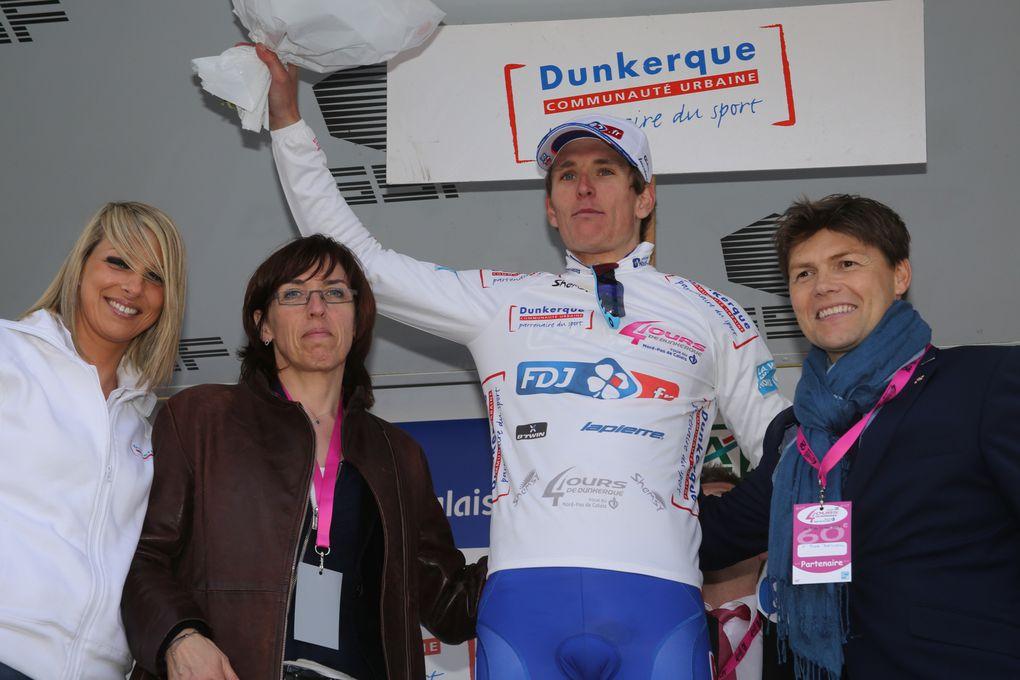 4 Jours de Dunkerque 2014 : Le classement de la 1ère étape / Arnaud Démare à la vitesse grand V - Mercredi 7 Mai 2014 Crédit-Photos de JM Hecquet