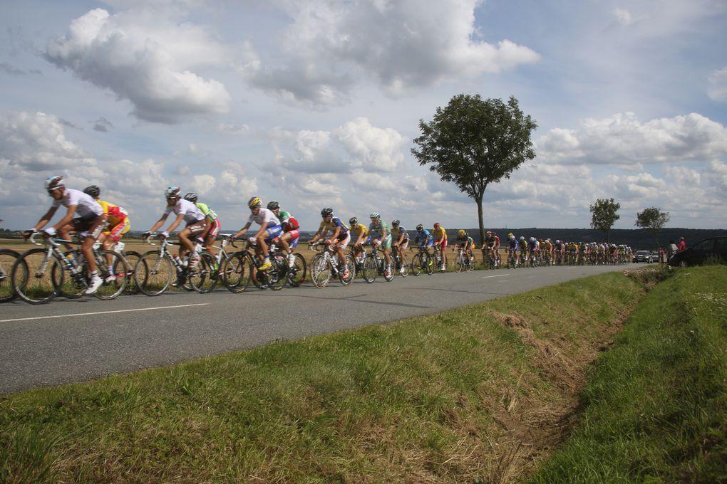 Crédit-photos de Jean-Marc Hecquet 1 Jérémy LEVEAU (1) VC ROUEN 76 NOR les 170, 5 km en 4h05'18'' (Moy : 41, 704 km/h)2 David CHERBONNET (1) VC PAYS DE LOUDEAC BRE à 00''3 Guillaume THEVENOT (1) VENDEE U PAYS DE LA LOIRE PDL ''