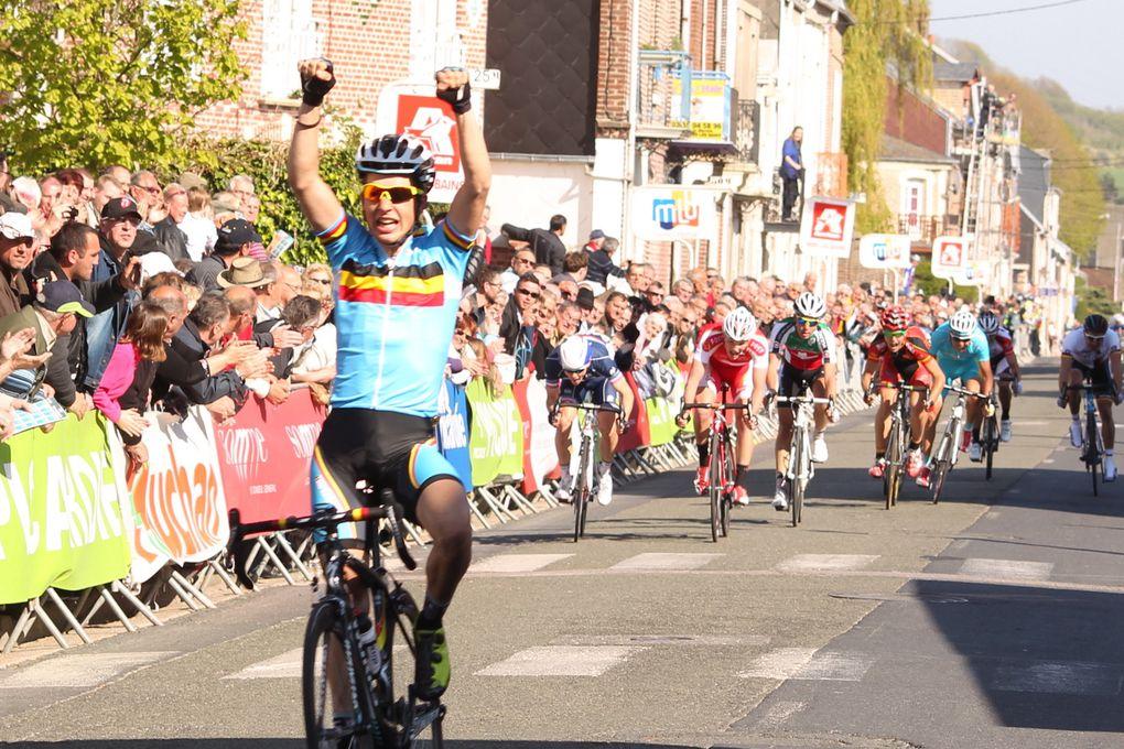 Le belge WALLAYS domine la CÔTE PICARDE 2014...Crédit-photos de JM HECQUET