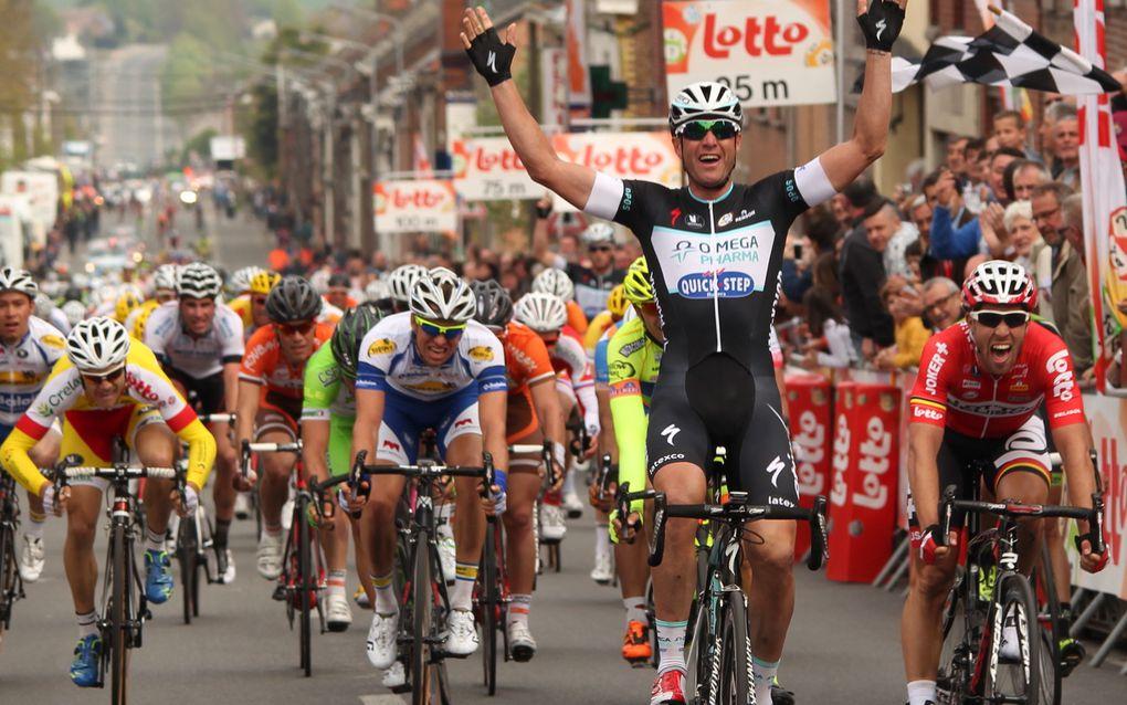 Victoire de d'Alessandro Petacchi.Crédit-photos de JM-Hecquet