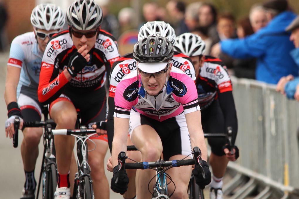 Victoire de Fabrice Debrabant..Crédit-photos JM Hecquet
